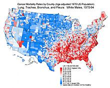 Cancerdeathsmortalityrat